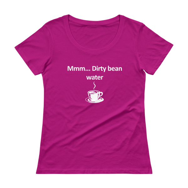 Mmm... Dirty bean water (Women's)