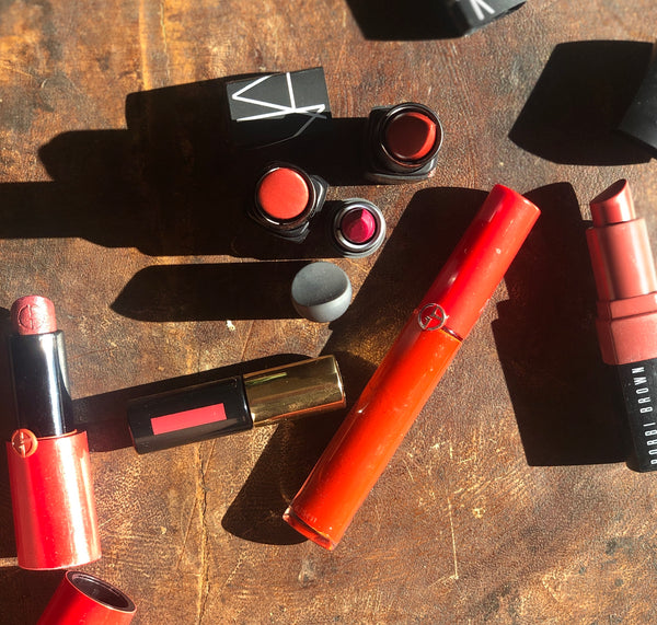 The Crisis is Real : An Ode to Red Lipstick