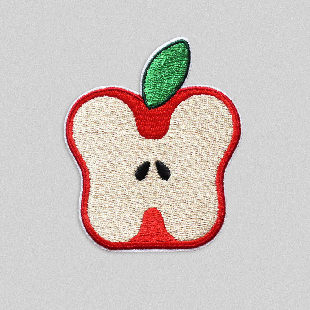HALF APPLE PATCH