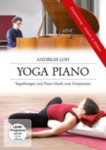 YOGA PIANO DVD