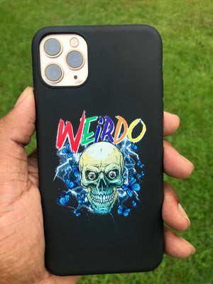 Black iPhone Case