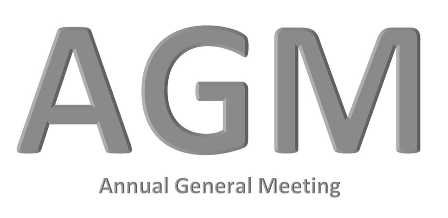 ONLINE AGM - 7.30pm Friday 26 February 2021