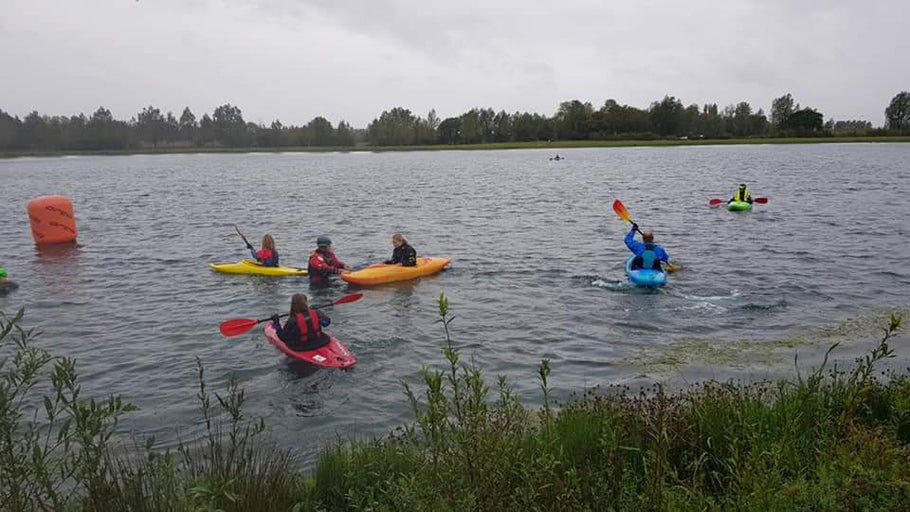 TriFarm Paddle Report : Sun 4 October