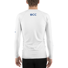 Load image into Gallery viewer, BCC Men's Rash Vest White
