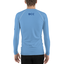Load image into Gallery viewer, BCC Men's Rash Vest Light Blue