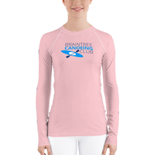 Load image into Gallery viewer, BCC Women's Rash Vest Pink