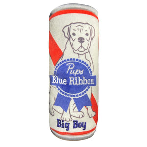 Pups Blue Ribbon Drink Toy