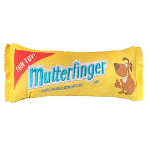 Mutterfinger Candy Toy