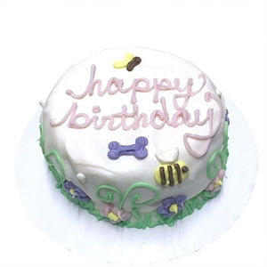 Garden Party Cake (personalized)
