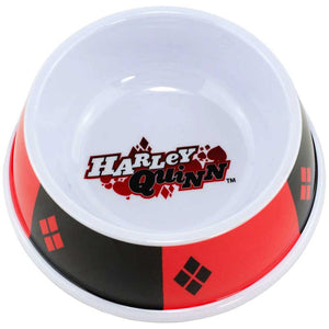 Buckle-Down Harley Quinn Pet Bowl