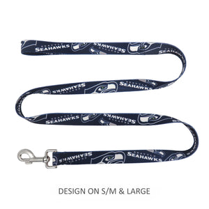Seattle Seahawks Pet Nylon Leash
