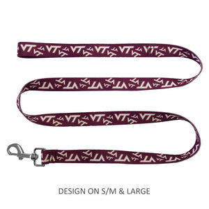 Virginia Tech Hokies Pet Nylon Leash