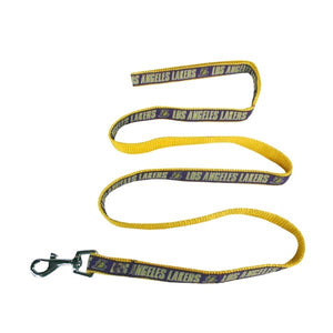 Los Angeles Lakers Pet Leash By Pets First
