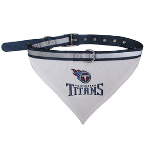 Tennessee Titans Pet Collar Bandana