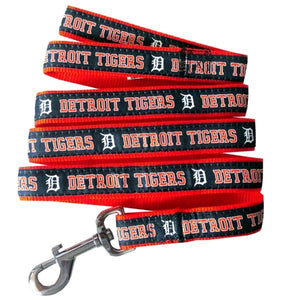 Detroit Tigers Pet Leash By Pets First