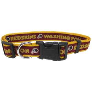 Washington Redskins Pet Collar By Pets First