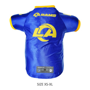 Los Angeles Rams Pet Premium Jersey