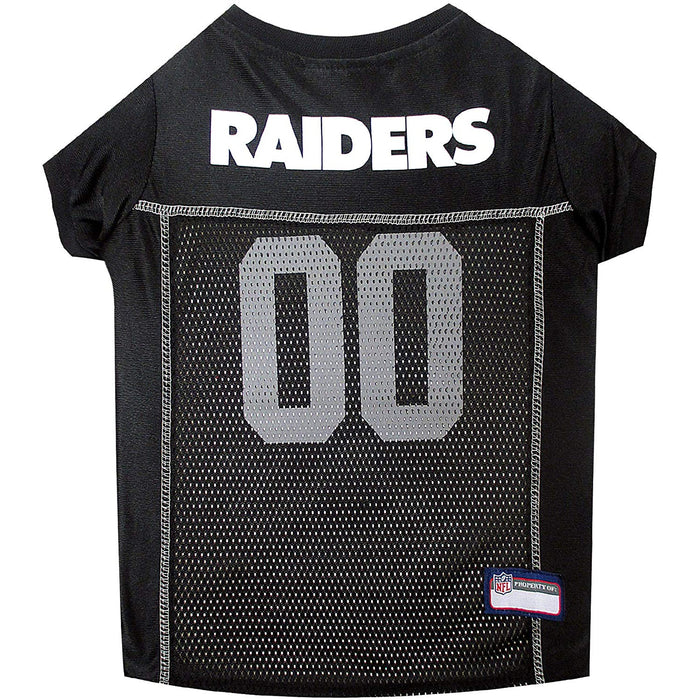 Las Vegas Raiders Pet Jersey