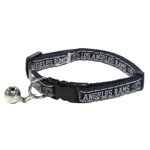 Los Angeles Rams Breakaway Cat Collar