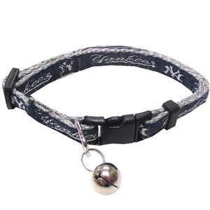 New York Yankees Breakaway Cat Collar