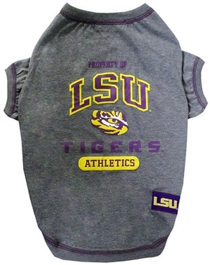 NCAA LSU Tigers Pet Shirt