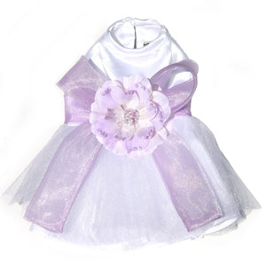The Madeline with Lilac Sash