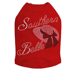 Southern Belle Rhinestones Tank- Many Colors