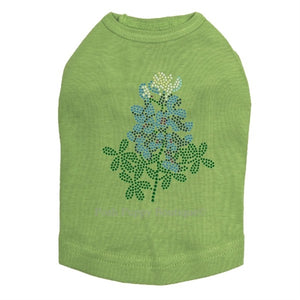 Bluebonnet Rhinestone Tanks- Many Colors