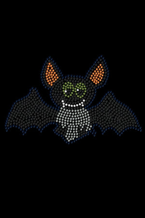 Bat Rhinestone Bandanas- Many Colors