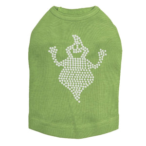 Fat Rhinestone Ghost Tank Top - Many Colors