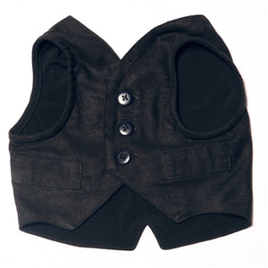 The Gavin Silk Harness Vest