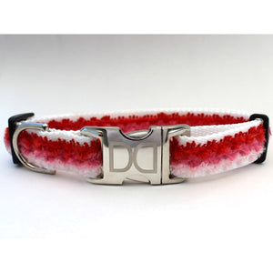 Cabo Cotton Candy Pink Collar Silver Metal Buckles