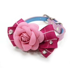 EasyBOW Flower Bow 1- Pink