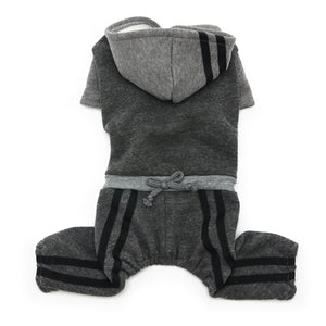 Lounge Tracksuit - Gray