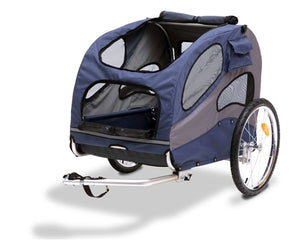 HoundAbout CLASSIC Bicycle Trailer - Large (steel) 40 lbs