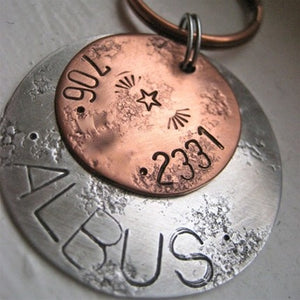 The Albus Dog ID Tag-Customize