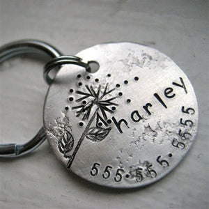 The Harley Pet ID Tag-Customize