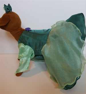 Princess Ariel Dog Costume