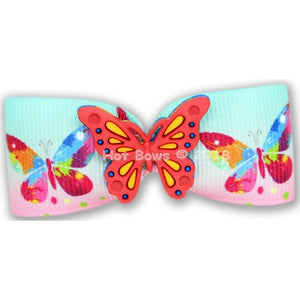 Vibrant Beauty Hair Bow