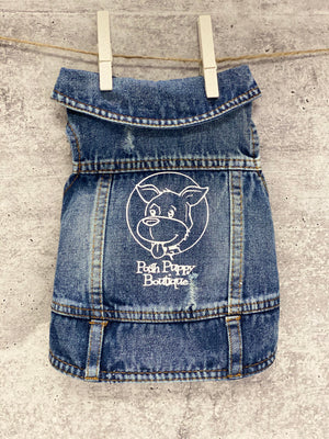 Posh Puppy Limited Edition Denim Jacket