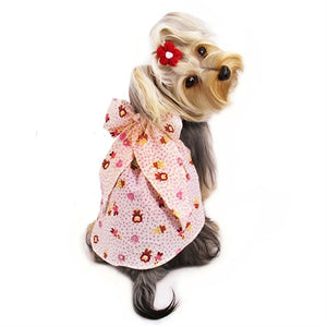 Fun Animal Sundress with Large Bow