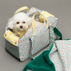 Louis Dog SWAG Bag in Liberty Floral