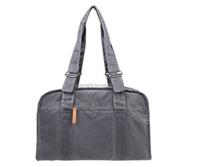 Louis Dog The W Bag Carrier in Charcoal