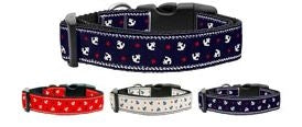 Anchors Nylon Ribbon Collars- Many Colors