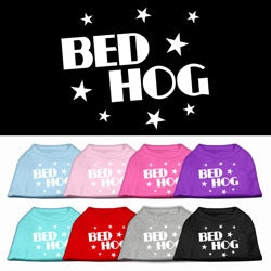Bed Hog Screen Print Shirt