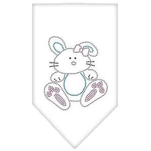 Bunny Rhinestone Bandana in Many Colors