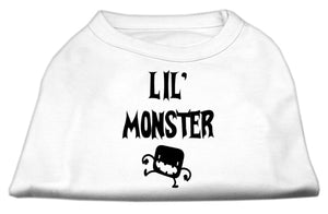 Lil Monster Dog Screen Print Shirts- Many Colors