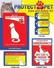 Protect My CAT Care and Safety Kit