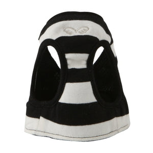 PuppyAngel Angione Harness Vest - Light Black