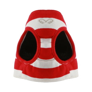 PuppyAngel Angione Harness Vest - Light Red